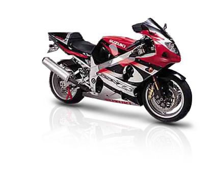 GSX R 1000 01-04
